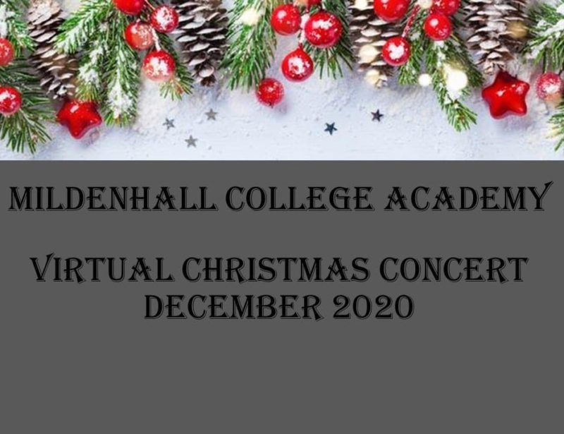 Link to virtual Christmas Concert